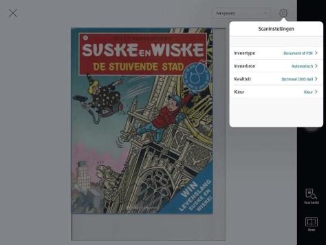 Afdrukken in iOS
