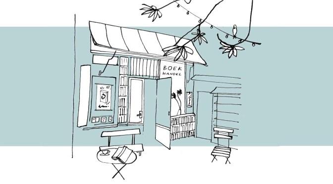 Red de boekwinkels met Bookaroo…