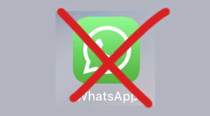 Er komt mogelijk een achterdeurtje in WhatsApp
