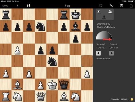 schaakapps voor iOS
