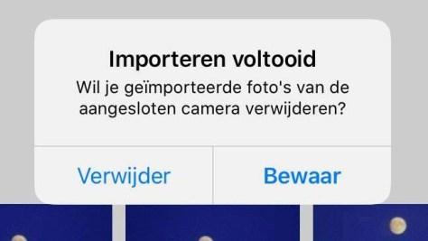 Foto's bewerken in iOS 13 en iPadOS