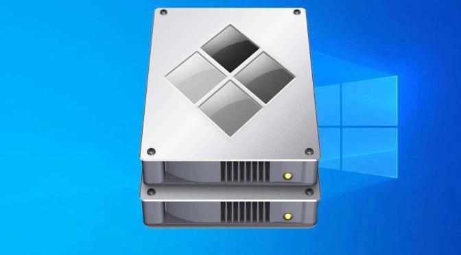 Windows op een Mac