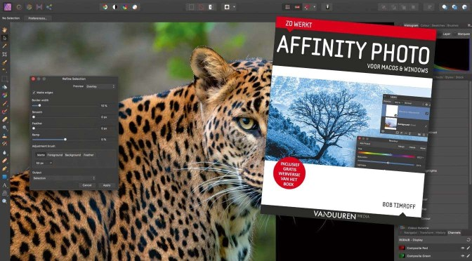Try before you die: Affinity Photo