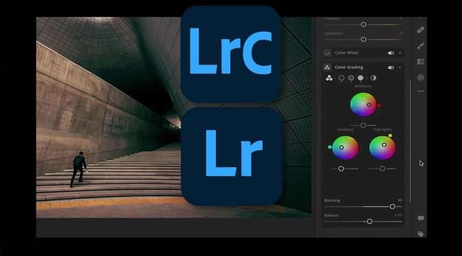 Color Grading in Lightroom