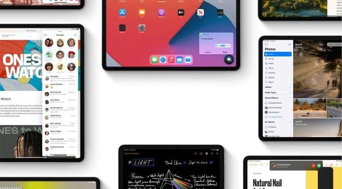 iOS 14 en iPadOS 14 zijn er dan toch!