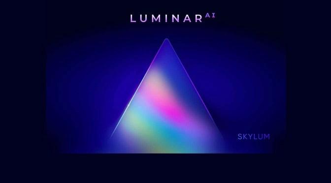De nieuwe Luminar: AI Fotobewerking
