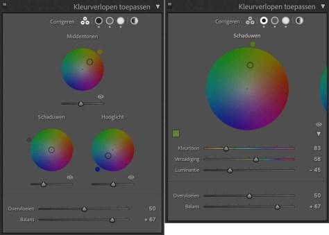 Lightroom Classic: Kleurverlopen toepassen (Color Grading)
