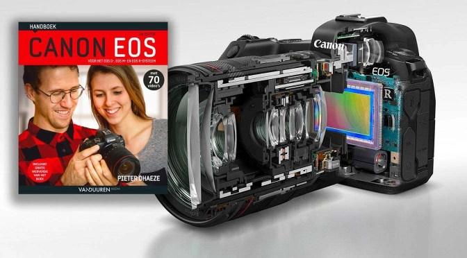 Beeldstabilisatie bij Canon EOS camera's
