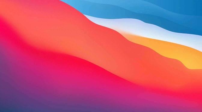 Stapels in macOS Big Sur