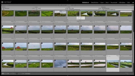 Bewerkte foto's exporteren uit Lightroom voor mobiel