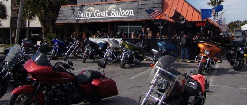 Thunder Beach Fall Motorcycle Rally