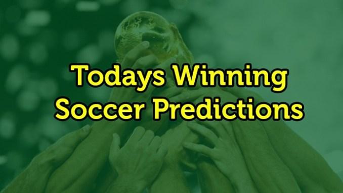 Winning Soccer prediction