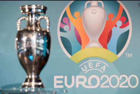 Logo of Euro 2020
