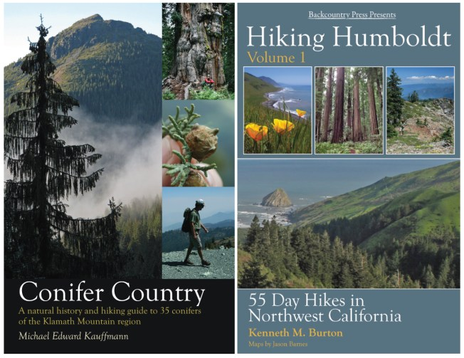 Suggested ways to find a hike in northwest California.