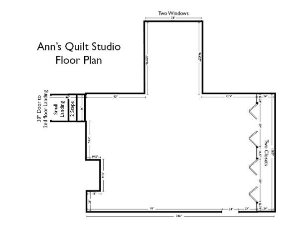 Ann's Quilt Studio Remodel - Part 1 - Notions - The ...