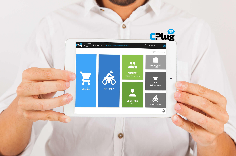 Sistema frente de caixa PDV ConnectPlug: 8 motivos para contratá-lo já