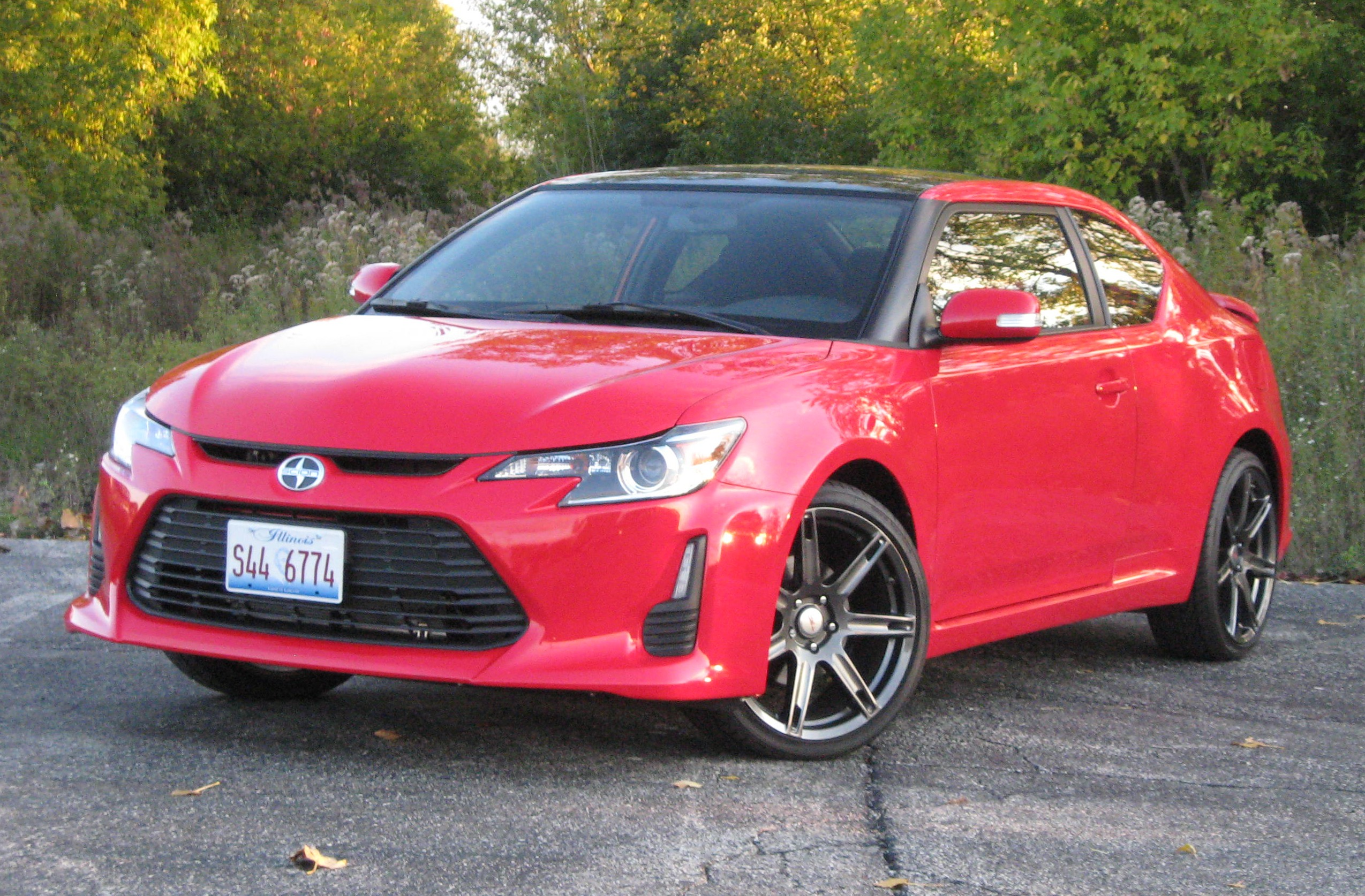 test drive 2014 scion tc the daily