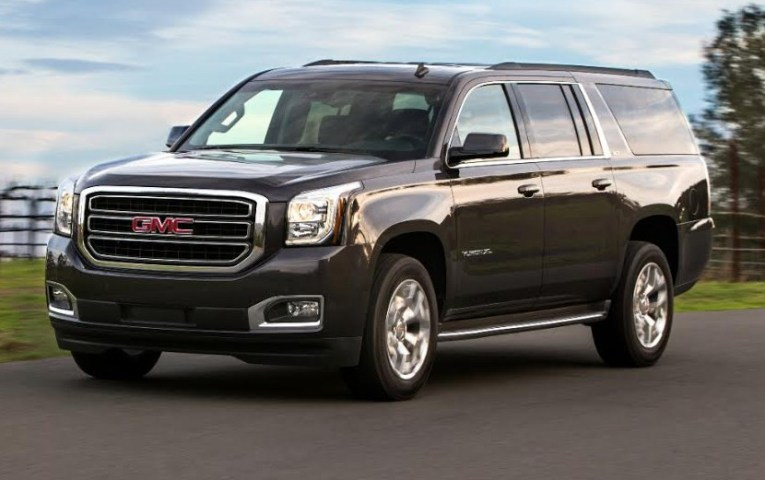 Rebirth of the Biggies  The redesigned 2015 Chevrolet Tahoe Suburban      8