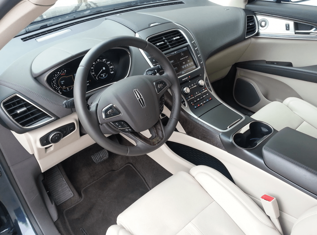 Test Drive 2016 Lincoln MKX The Daily Drive Consumer