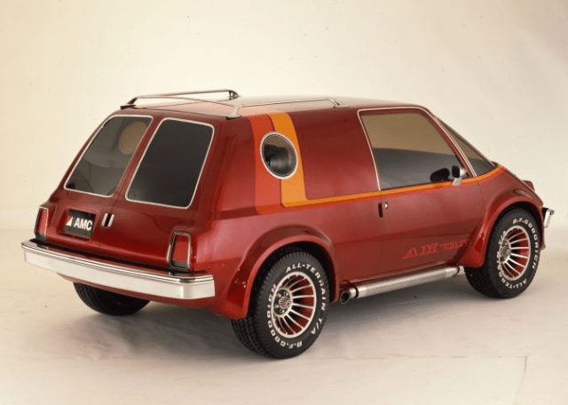 Coolest concept cars of the 70s motorland for Am motors used cars