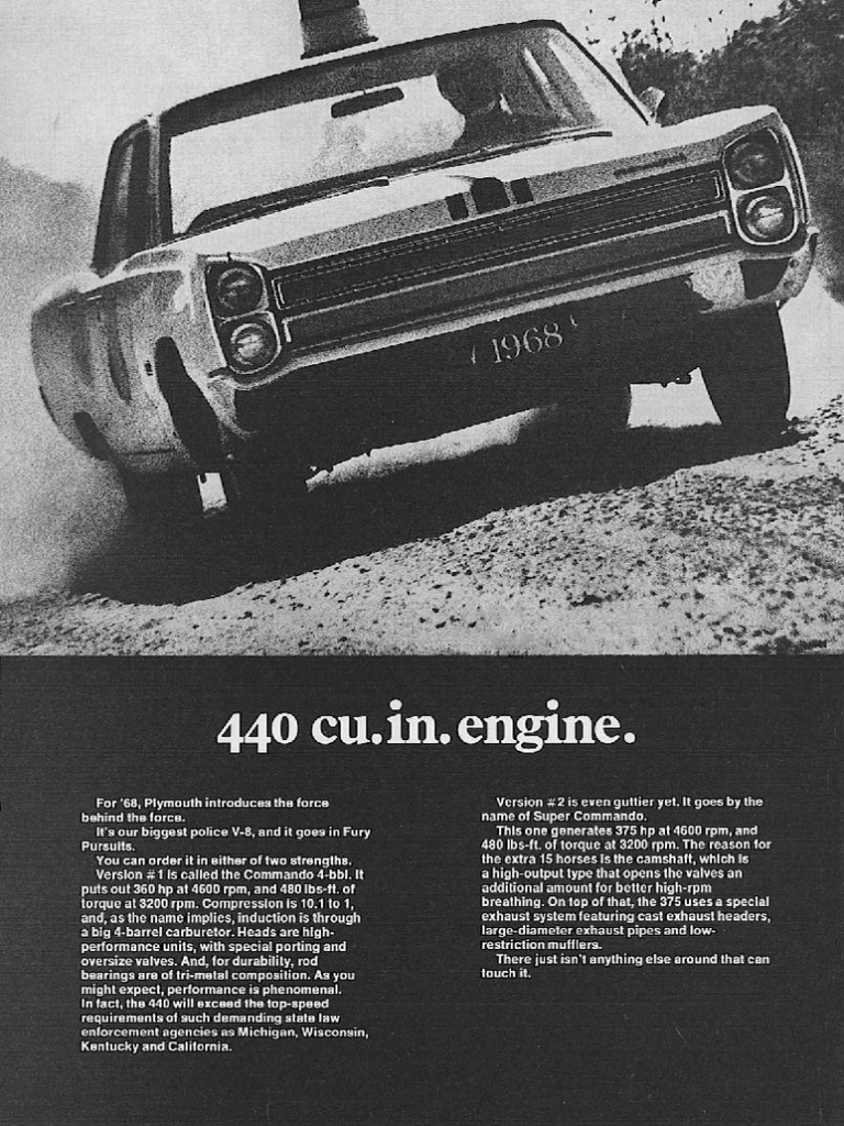 Model Year Madness 10 Classic Ads From 1968 The Daily Drive Consumer Guide 174 The Daily Drive