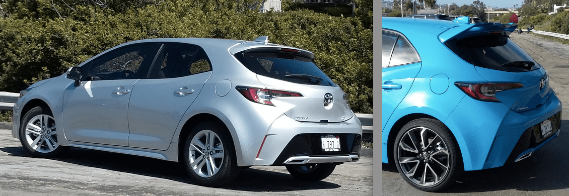 2019 toyota corolla hatchback the daily