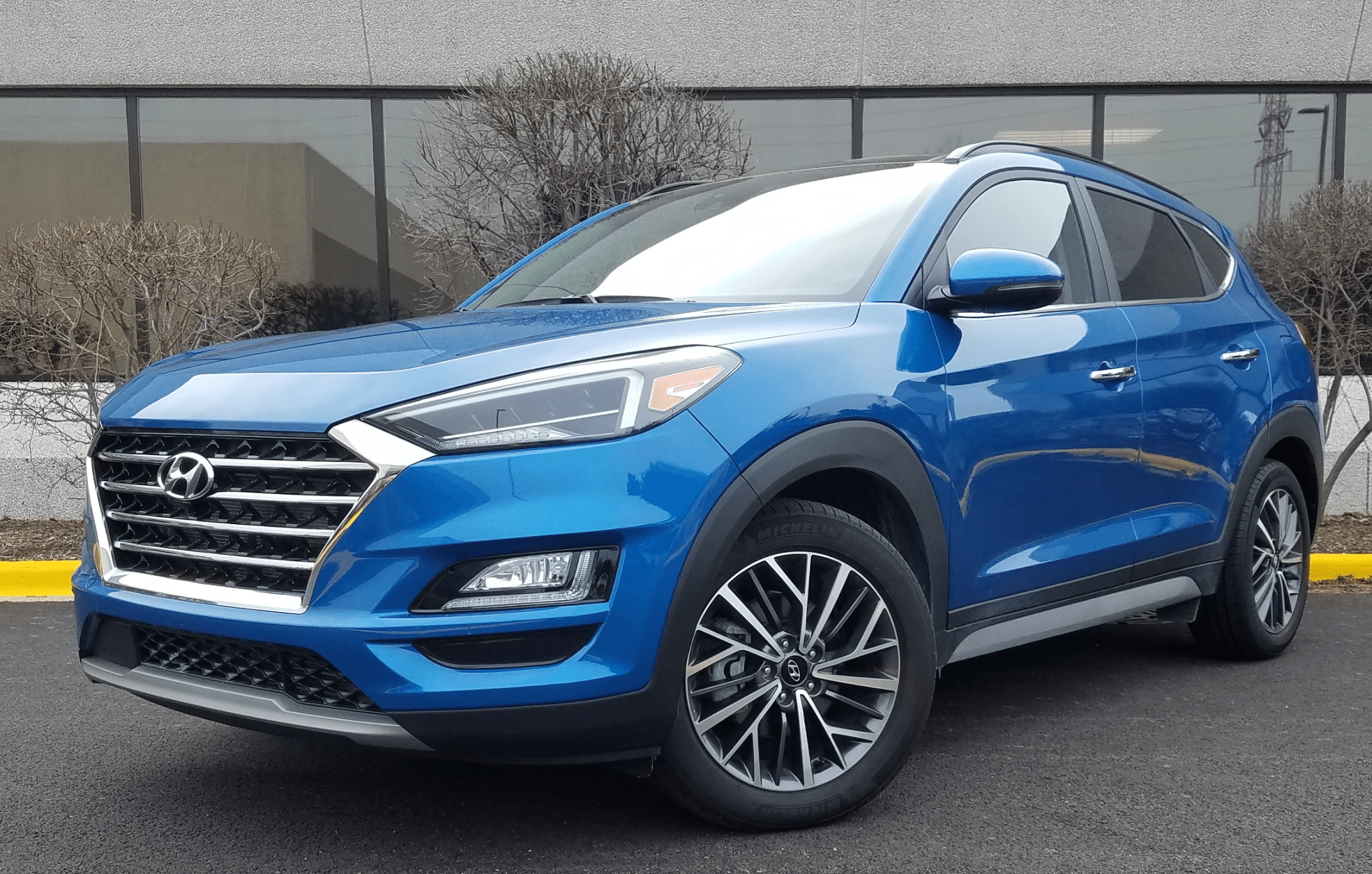 Plus a new interior with more advanced features and technology. 2019 Hyundai Tucson Ultimate AWD The Daily Drive