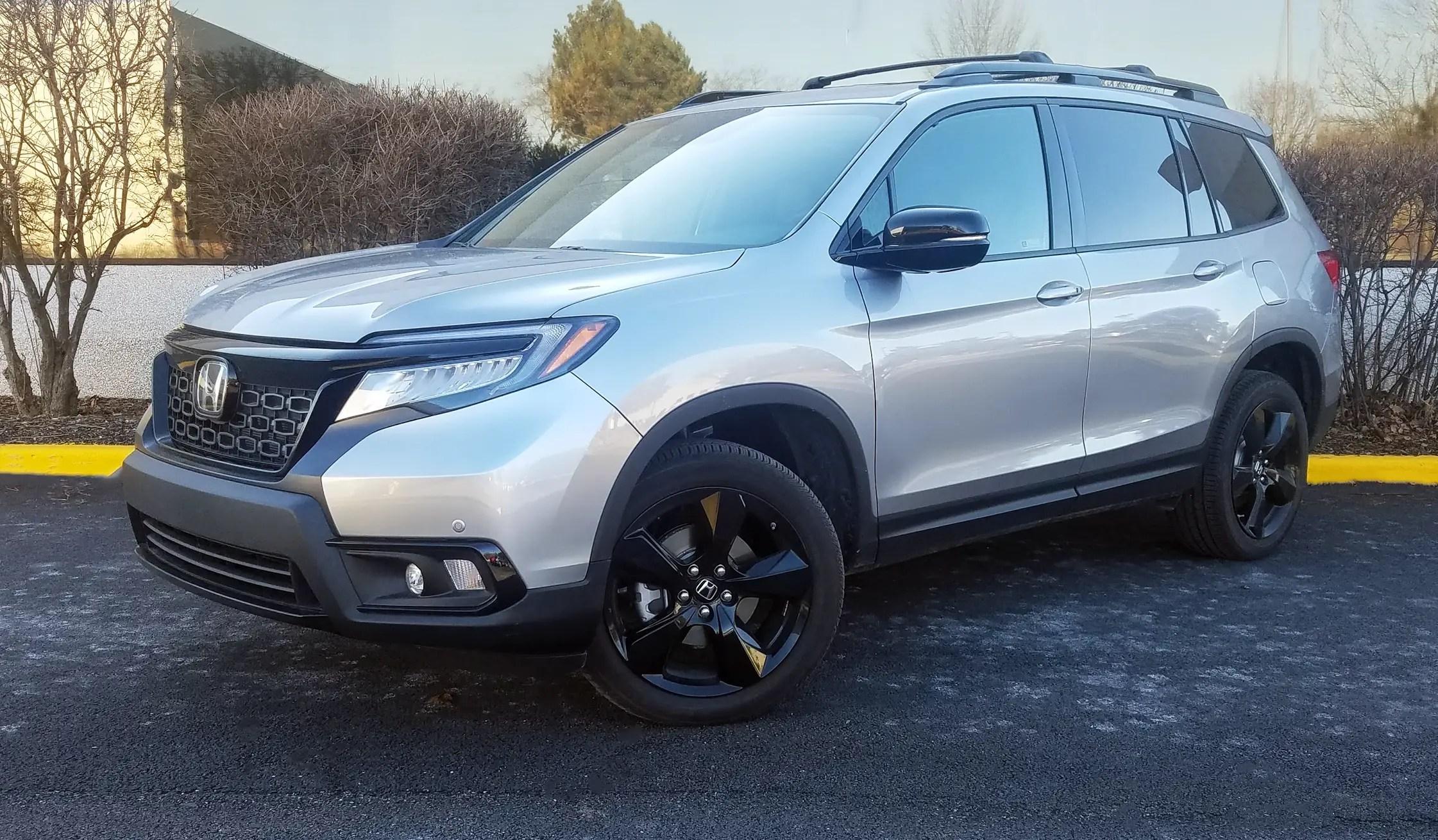 3 of 93 audio system. Test Drive 2019 Honda Passport Elite The Daily Drive Consumer Guide The Daily Drive Consumer Guide