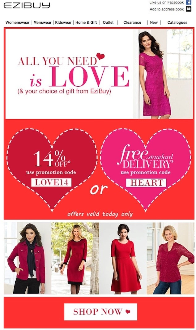 lovable-valentines-day-email-marketing-ideas