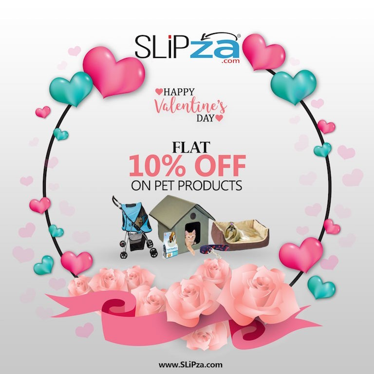 Valentine's Day Offer for Pets