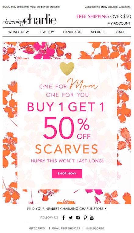 Mother's Day Marketing