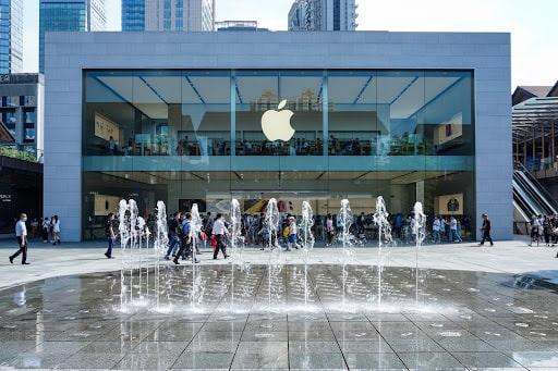 Apple customer experience example