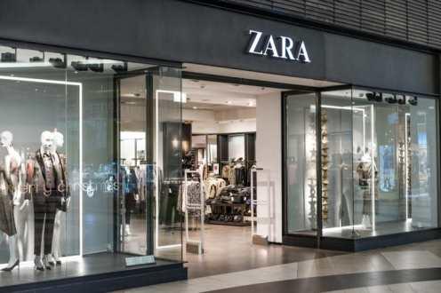 Zara customer experience example