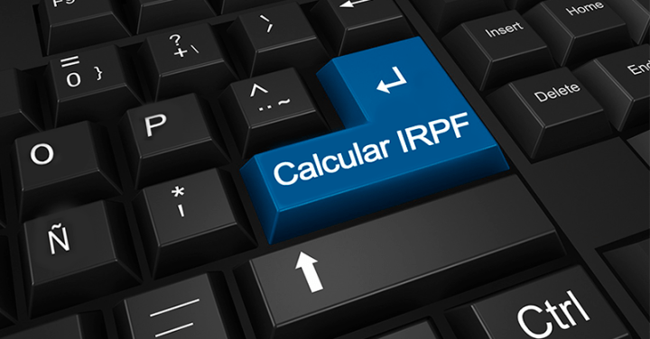 Calcular factura con retención de IRPF