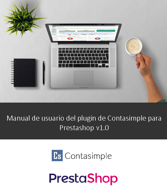 Manual para prestashop y contasimple