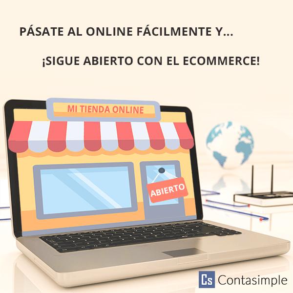 el comercio por internet o ecommerce