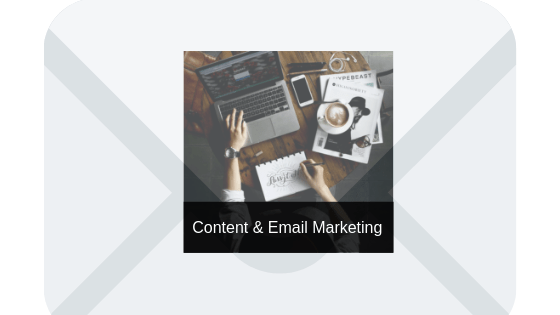 content and email marketing