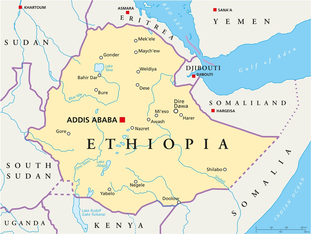 Ethiopia Tourism Destinations Safety Location And More