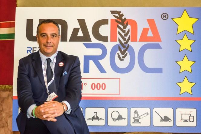 Roberto Rinaldin, Presidente Unacma