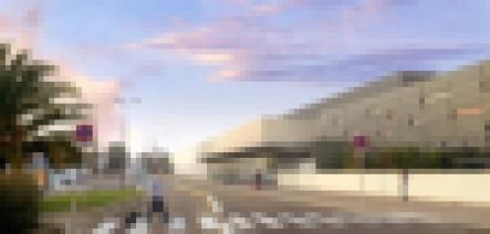 Montpellier, un nouvel aérogare en mai 2019