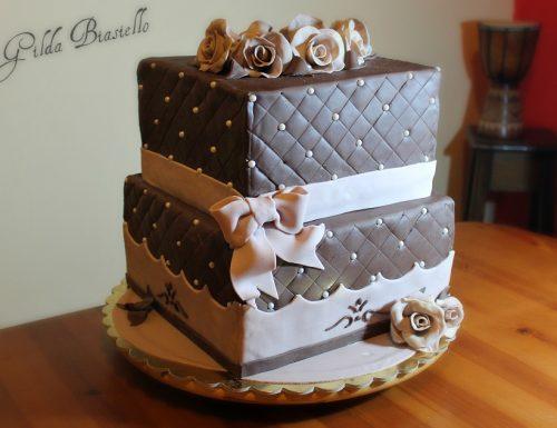 Vi mostreremo come realizzare un effetto trapuntato su una torta decorata. Tutorial Effetto Trapuntato Pdz Archives Donnepasticcione
