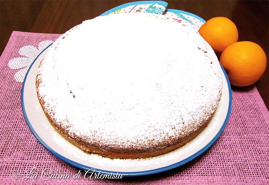 Torta all'arancia (ricetta infallibile)