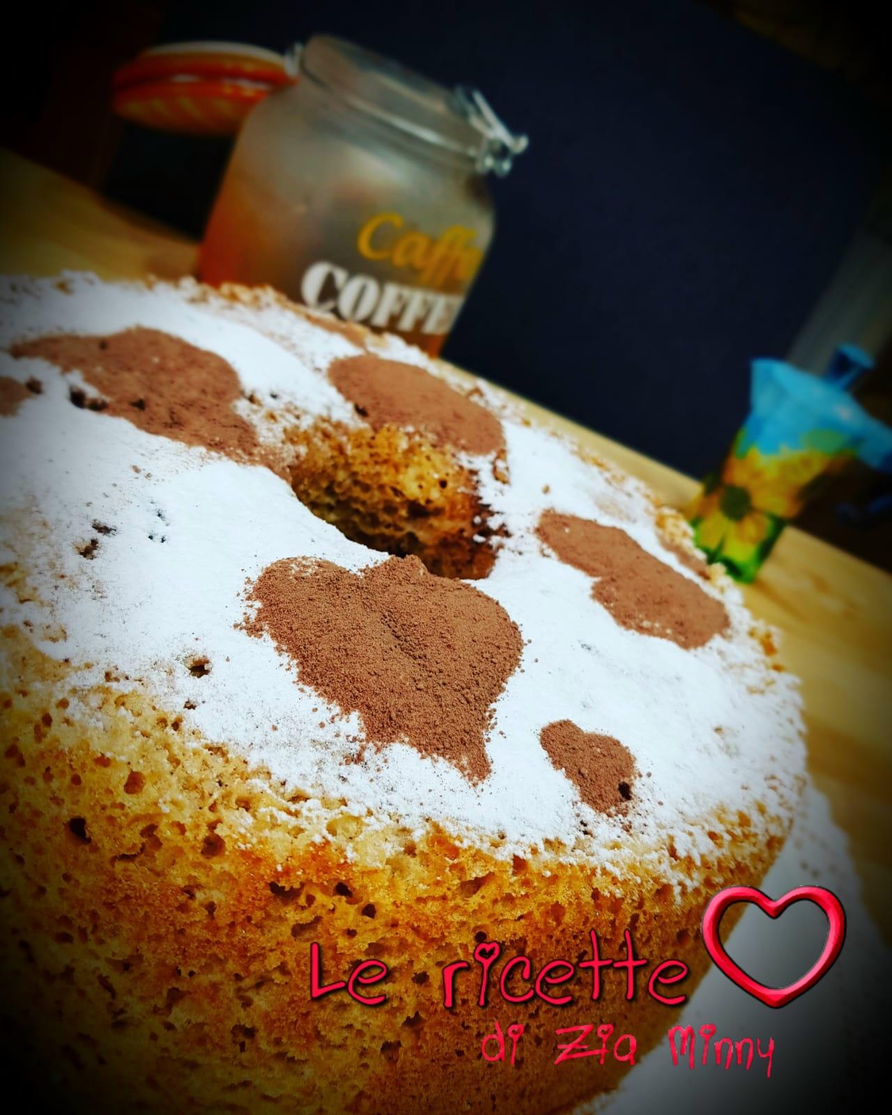 ANGEL CAKE AL CAFFE'