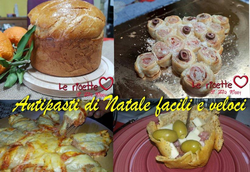 Buffet Natalizio Cookaround : Antipasti di natale facili e veloci le ricette di zia minny