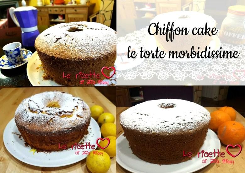 RACCOLTA CHIFFON CAKE