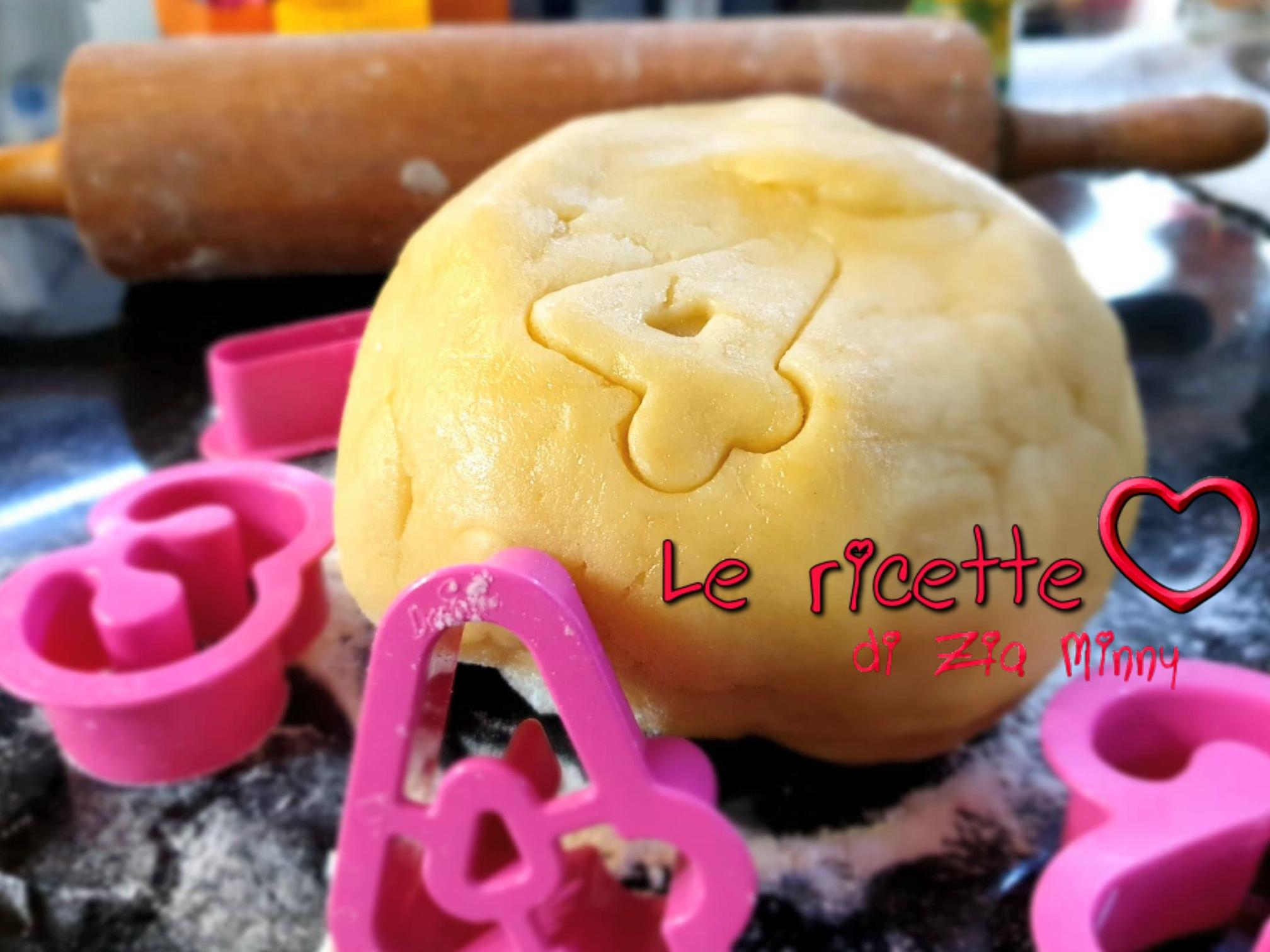 PASTA FROLLA RICETTA PERFETTA per biscotti e crostate