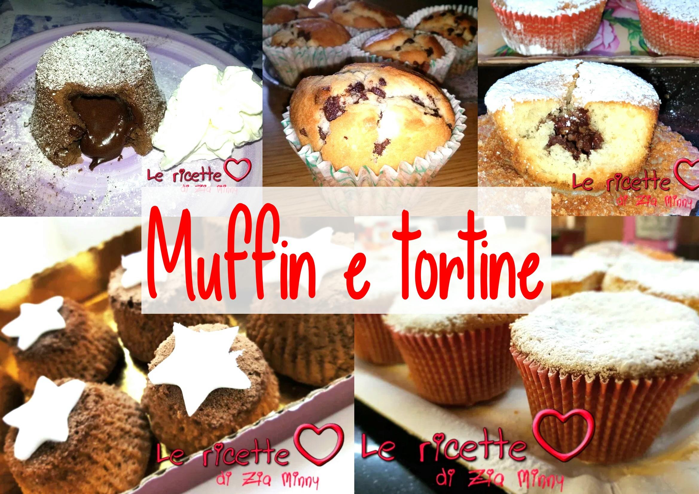 MUFFIN E TORTINE