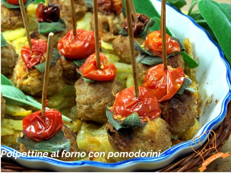 ricette_tipiche_italiane_polpettine-al-forno-con-pomodorini