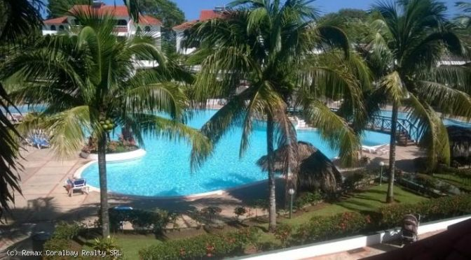 One bedroom Apartment in a nice community of Sosua
