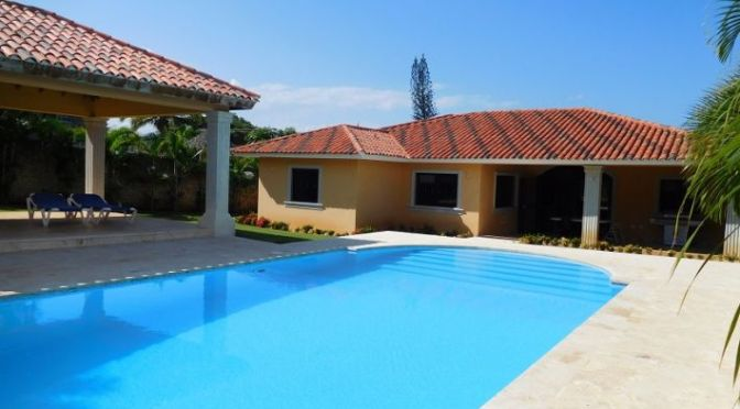 Great 3 bedroom Villa !!!